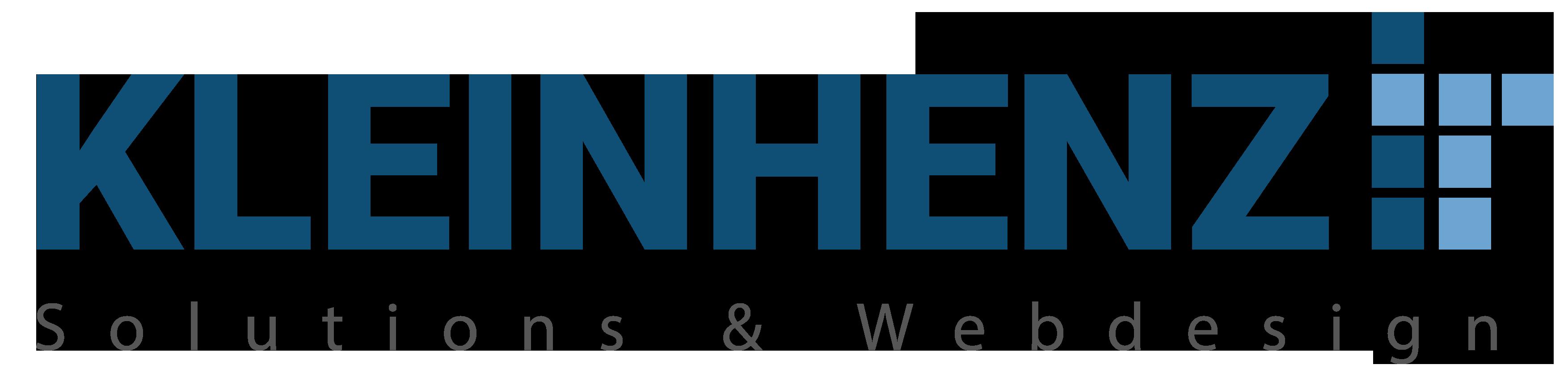 Logo KleinhenzIT
